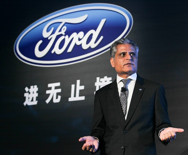 Ford stuurt oudere directeuren met pensioen automotive for Ford motor company human resources