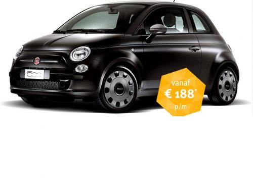 leaseplan en mediamarkt herhalen fiat 500 actie. Black Bedroom Furniture Sets. Home Design Ideas